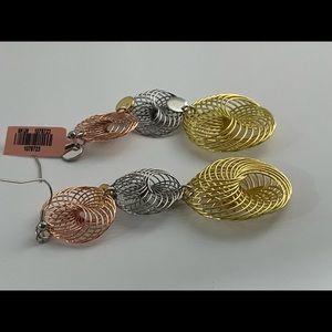 Wicker park earrings